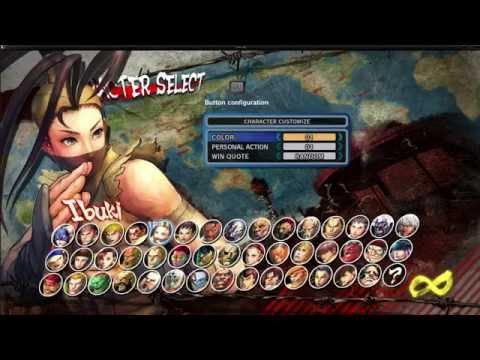 Ultra Street Fighter IV - Capcom Vs. SNK 2 Music / Announcer Mod V.1 + Downloads
