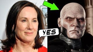 Kathleen Kennedy CONFIRMS OLD REPUBLIC IS HAPPENNING