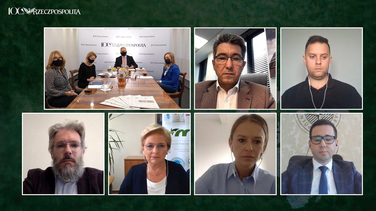Zrównoważony rozwój firm | Walka o klimat | Debata Rzeczpospolitej - YouTube