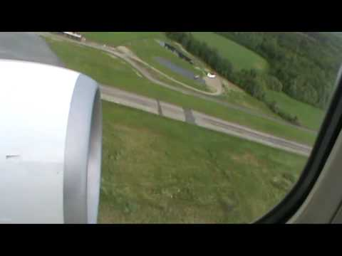 Ryanair Oslo Torp to Stansted