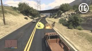 GTA 5 игра онлайн - бесплатно - без регистрации - играть