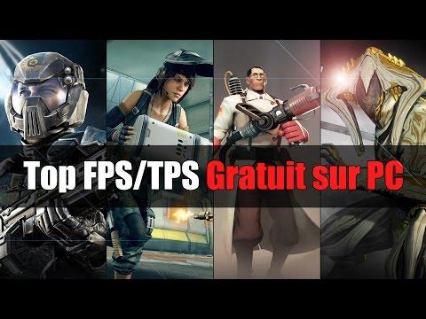 Top 15 des FPS-TPS-Jeux de tir Gratuits sur PC (free to play)