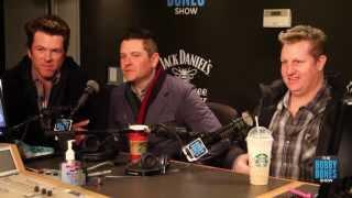 Rascal Flatts On The Bobby Bones Show