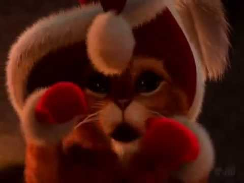 Beliebt Chat Potté et son pompon de Noël - YouTube QW57