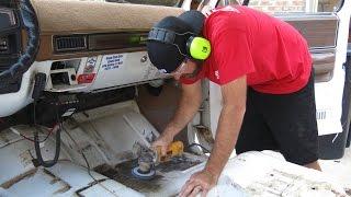 finnegan s garage ep 20 it s too hot in the ramp truck 73 chevy c30 upgrades