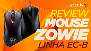 Mouses para Profissionais - Zowie EC-B #Review #KabumTV