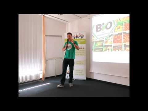 Semper Veganis Bio Vegan Seminar Berlin Vortrag