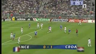 All the Goals of France '98 Part 6