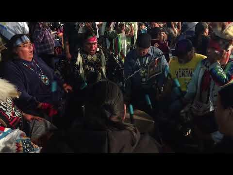 Mystic River at Hunting Moon powwow 2017 3