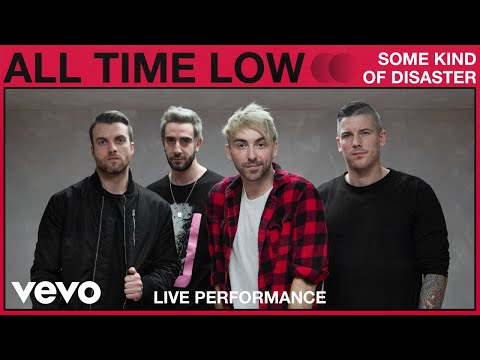 All Time Low - Some Kind of Disaster (Live Studio Performance)
