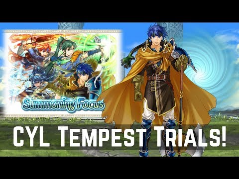 CYL Returns, New Tempest Trials! Details, Changes and Surprises | Live Streamed 【Fire Emblem Heroes】