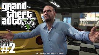 3 Guys on a Futon | [Grand Theft Auto V] Ep.2- Yee Yee