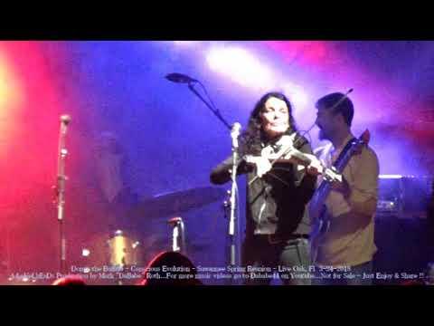 Donna the Buffalo – Conscious Evolution – Suwannee Spring Reunion – Live Oak, Fl  3 24 2018
