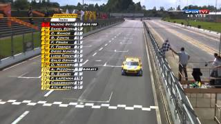 Stock Car 2015  Round 3  Velopark  Qualification
