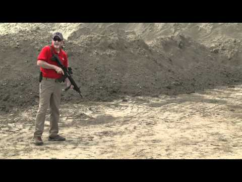 Tactical Carbine Tips Episode 9: Shooting & Moving