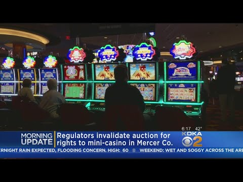 Winning Bid Thrown Out In Pa. Mini-Casino License Auction