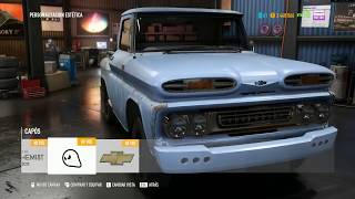Need For Speed Payback   Tuneando la Chevrolet Pickup C10 Stepside