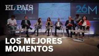 DEBATE 26M Comunidad de Madrid: Los MEJORES MOMENTOS