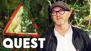 Salvage Hunters | Drew Searches in a PIGSTY for Hidden Treasures
