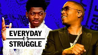 Kevin Hart Accused of Homophobia?, Nas Crowns Dave Chappelle G.O.A.T. of Comedy | Everyday Struggle