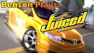 Benson Plays: Juiced: Eliminator (PSP)