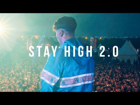 """Ufo361 - """"Stay High 2.0"""" (Prod. von AT Beatz/Sonus)"""