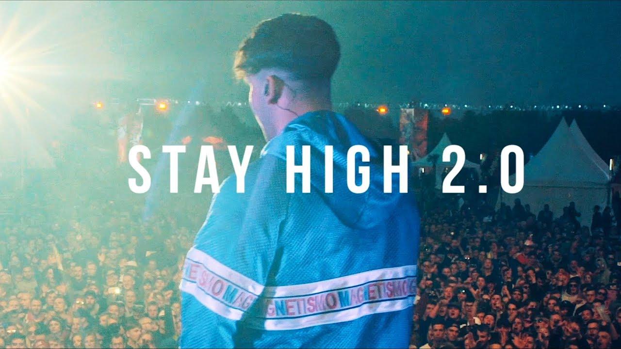 """Ufo361 - """"Stay High 2.0"""" (Prod. von AT Beatz/Sonus030)"""