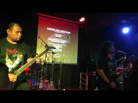 VOCIFERATION ETERNITY live @ Legion Live Over Ipoh