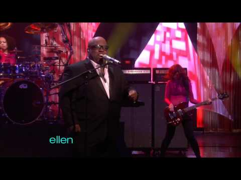 Cee Lo Green - Forget You (Live On Ellen 12-1-10)