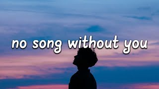 HONNE - no song without you (Lyrics)