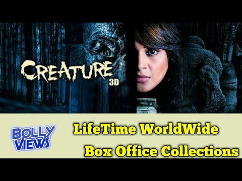 CREATURE 3D 2014 Bollywood Movie LifeTime WorldWide Box Office CollectionVerdict HiT Flop