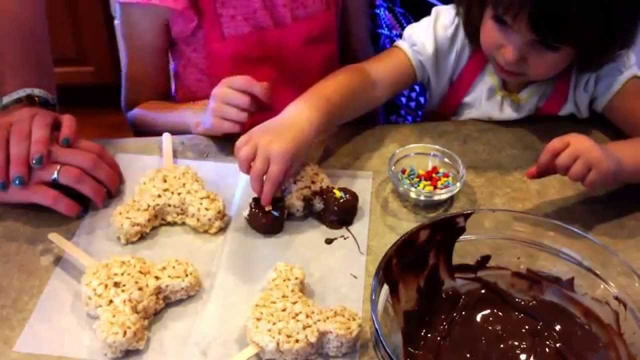 Make Chocolate Treats Without Cooking