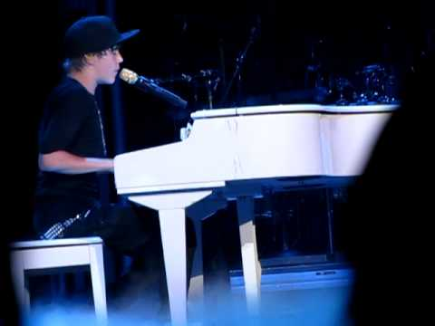 Justin bieber down to earth video download