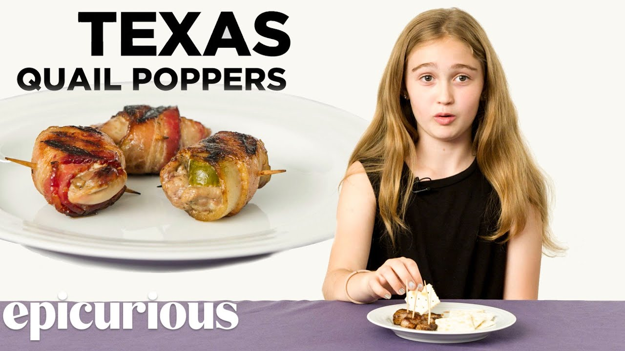 Kids Try 10 Unusual Meats From 10 States | Bon Appétit