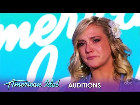 Lauren Engle: Terrible Car Accident Leads To This EMOTIONAL Audition! | American Idol 2019