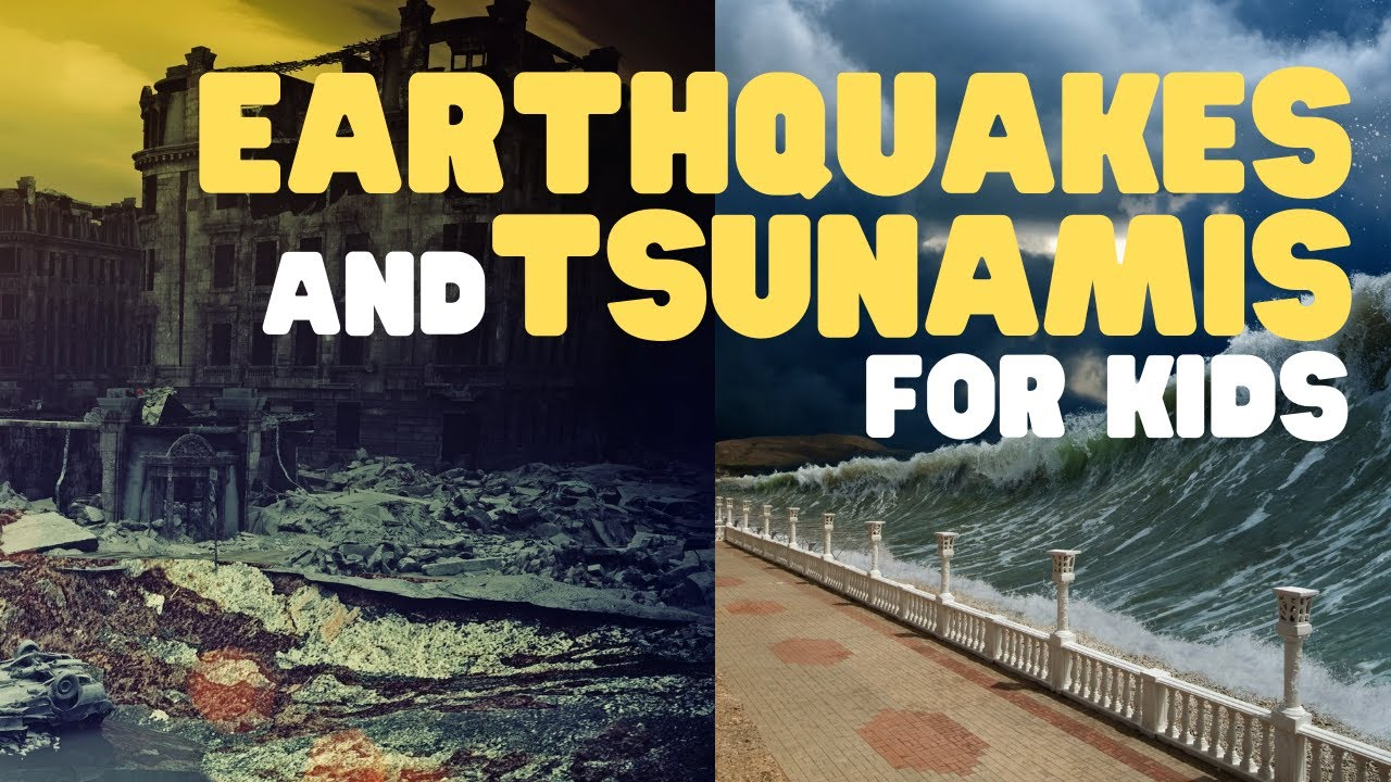 hight resolution of Earthquakes for Kids   A fun engaging introduction to Earthquakes and  Tsunamis for Kids - YouTube