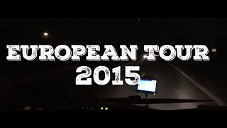 "THE BAWDIES - ""European Tour 2015"" Documentary movie_ティザー映像(from 10th Single「SUNSHINE」)"