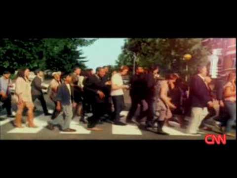 CNN Abbey Road Studios Beatles Remastering Report (September 2009)