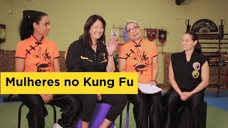Mulheres no Kung Fu
