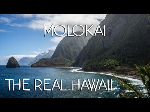 Explore Hawaii - Molokai The Real Hawaii