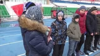 Ученики коррекционной школы интернат №59 посетили тренировку ФК «Уфа»