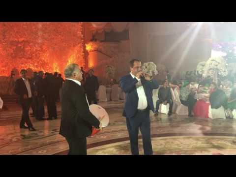 Свадьба Тимур и Лейла (Барабан - Нугзаре Хало, Зурна - Мирое Канат)