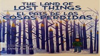 THE LAND OF LOST THINGS | EL PAÍS DE LAS COSAS PERDIDAS | READ ALOUD BOOKS