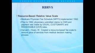 Basic Principles of Coding and Reimbursement for Young Surgeons