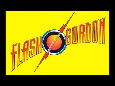 QUEEN  FLASH GORDON THEME HQ SOUND