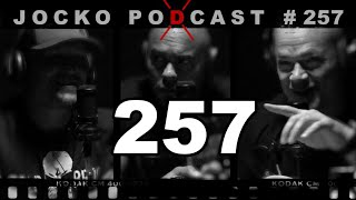Jocko Podcast 257:  You Have to CHOOSE to Get Stronger w/ Green Beret Ryan Hendrickson