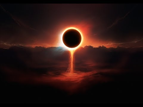 Planetary  Object Warped the Outer Solar System-Major Eclipse to Bring Total Darkness to U S