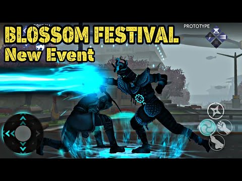"Shadow Fight 3 New Event ""BLOSSOM FESTIVAL"" Gameplay Walkthrough - (Android, iOS)"