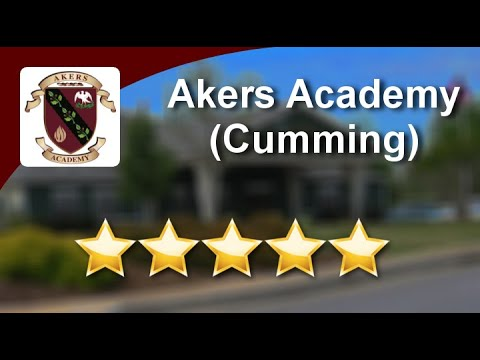 Akers Academy Cumming Amazing Five Star Review by Jeremy Tallant