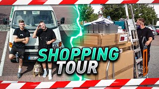 XXL SHOPPING Tour im BAUMARKT 😱🤑 Vlog